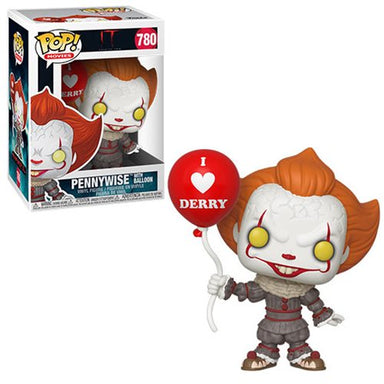 It Chapter 2 Pennywise with Balloon