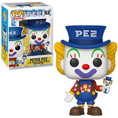 PEZ Peter Pez Blue Hat (December Preorder)