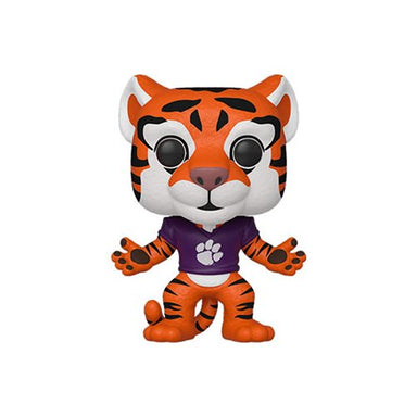 College Mascots Clemson The Tiger