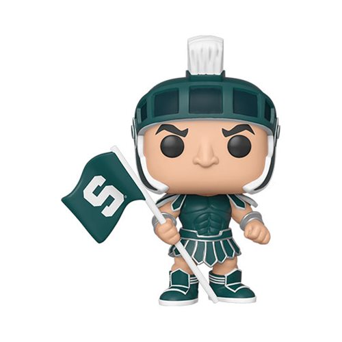 College Mascots Michigan State Sparty