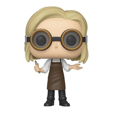 Doctor Who 13th Doctor with Goggles