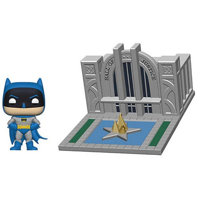 Batman Hall of Justice Pop Town