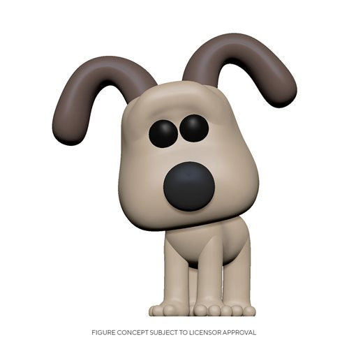 Wallace and Gromit Gromit