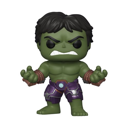 Marvel Avengers Game Hulk