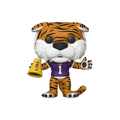 College Mascots LSU Mike the Tiger