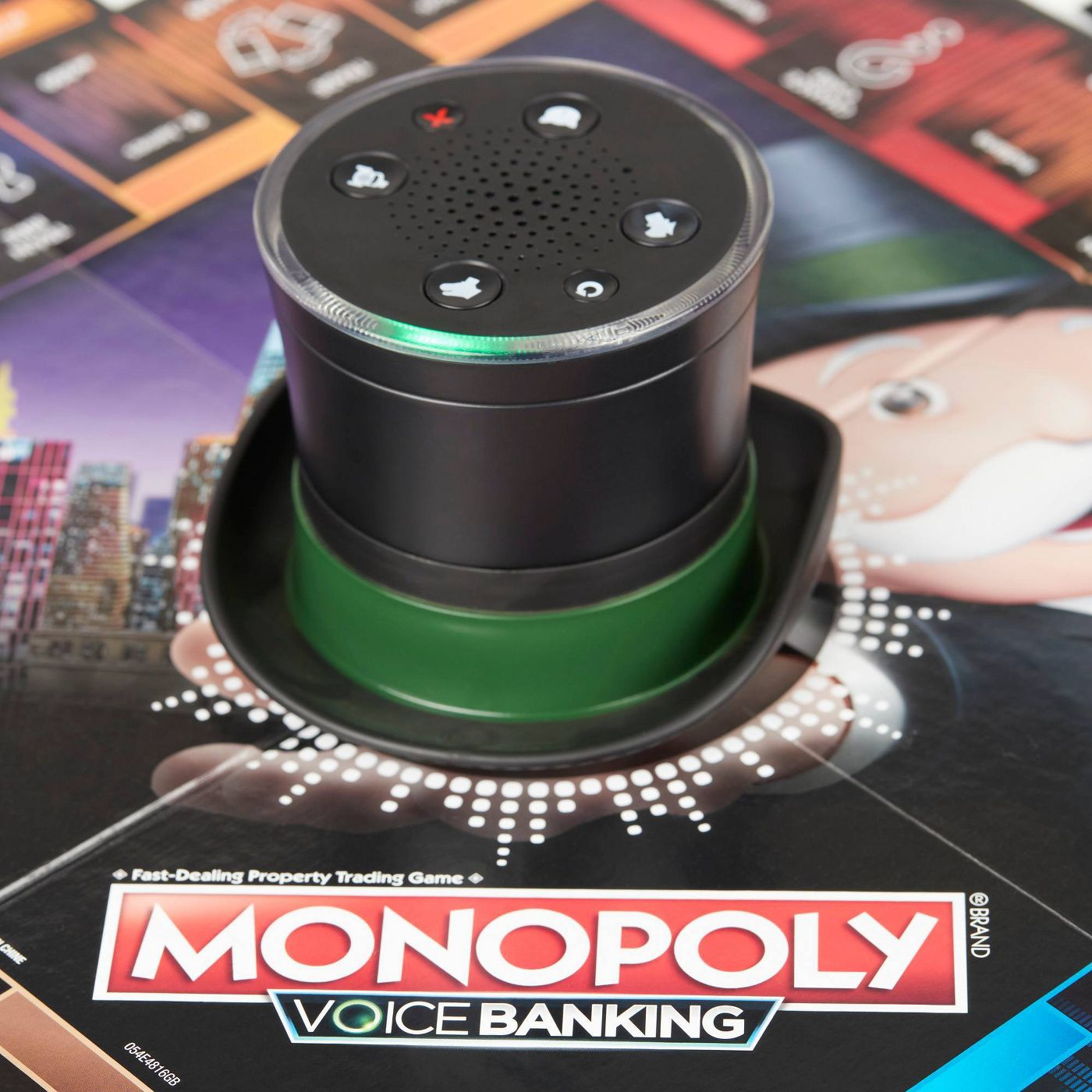 Monopoly Electronic Voice Banking Game