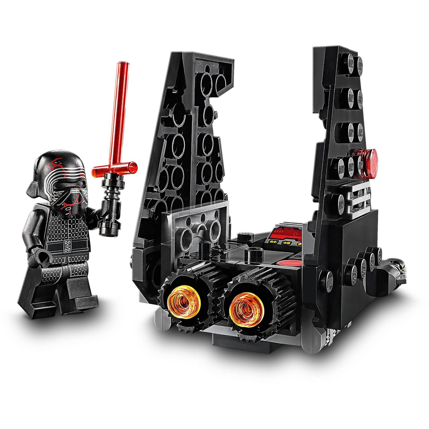 Lego Star Wars Kylo Ren S Shuttle Microfighter 75264 Mandrill Toys And Collectibles