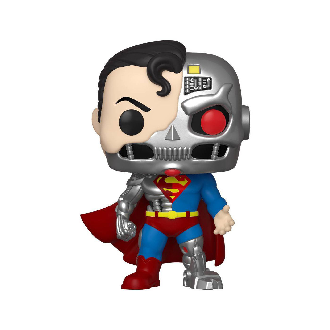 Heroes Cyborg Superman Summer Convention Exclusive