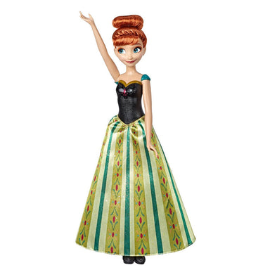 Frozen 2 Singing Anna Doll