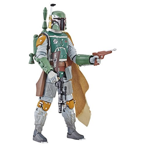 Star Wars The Black Series Archive Boba Fett Action Figure