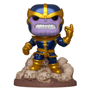Guardians of the Galaxy Marvel Heroes Thanos Snap 6-Inch Previews Exclusive