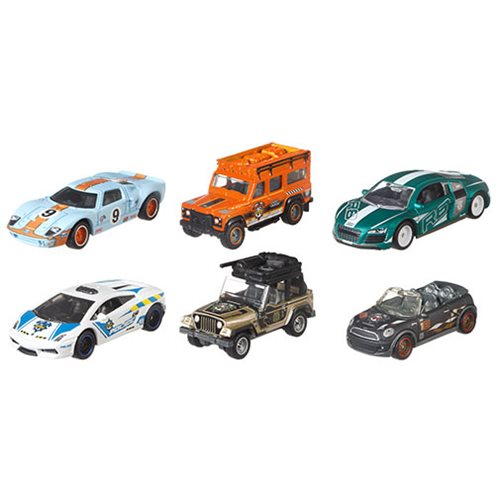 Matchbox Globe Travellers Die-Cast Jeep Wrangler