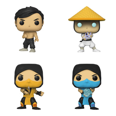 Mortal Kombat Bundle [4 Figures] (February Preorder)