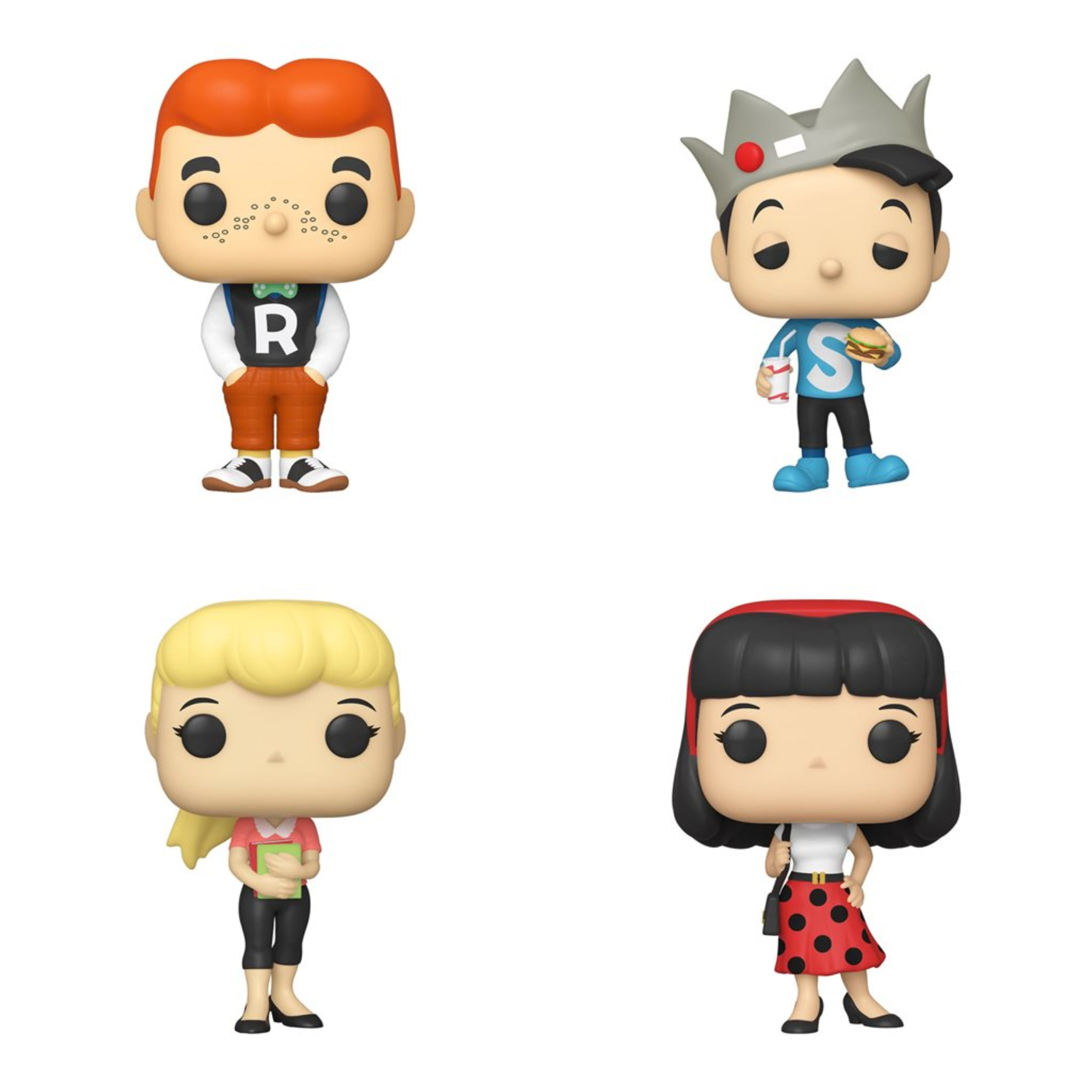 Archie Comics Bundle (4 Figures)