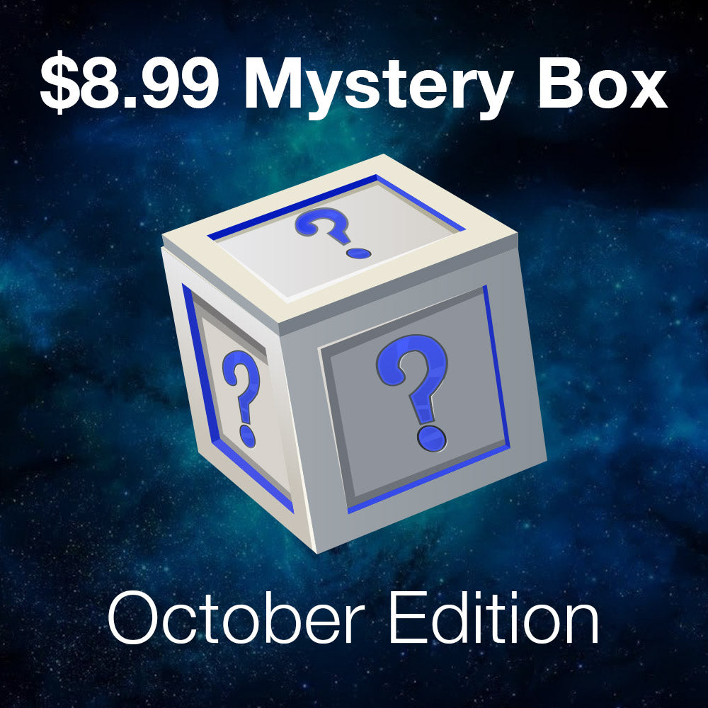 $8.99 Mystery Box (October 2019 Edition)