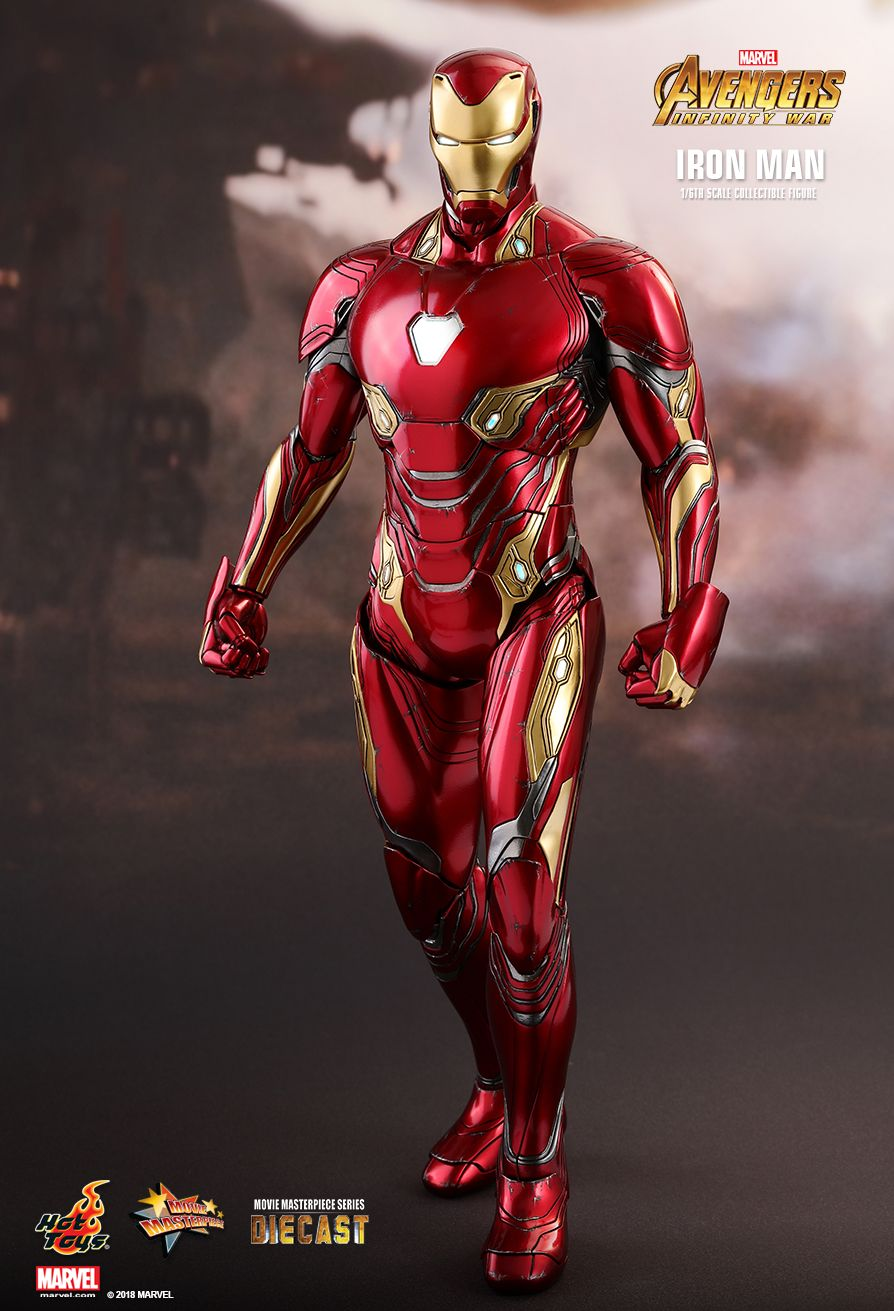 Iron Man Mark L Sixth Scale Figure (July Preorder)