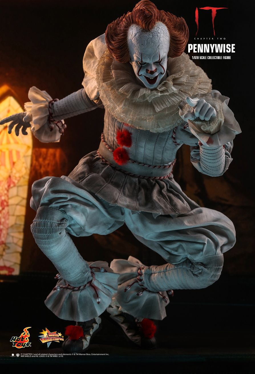IT Chapter Two Pennywise Sixth Scale Figure (March Preorder)