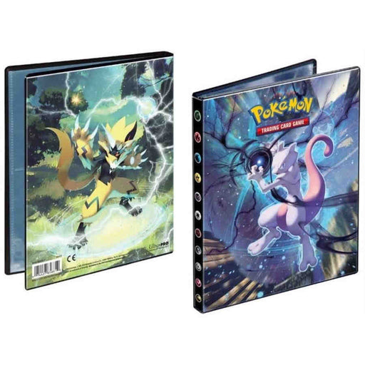 Pokemon Sun & Moon Unbroken Bonds 4 Pocket Portfolio