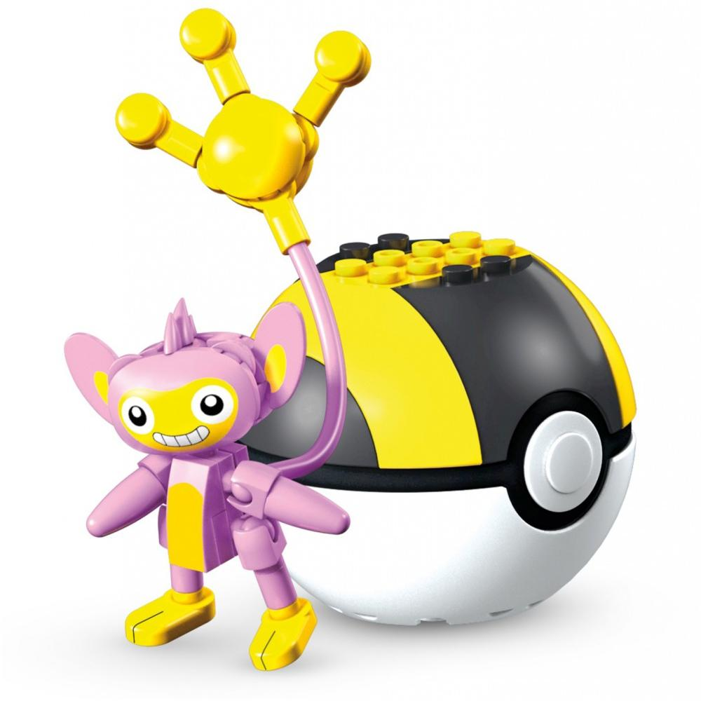 Mega Construx Pokemon Poke Ball Series 10 Aipom