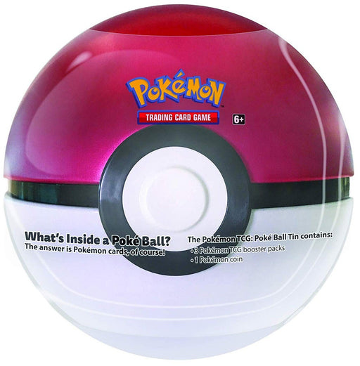 Pokemon TCG Poke Ball Collector Tin
