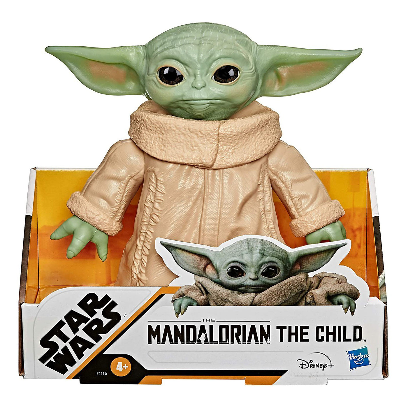 Star Wars The Mandalorian The Child 6 1/2-Inch Action Figure