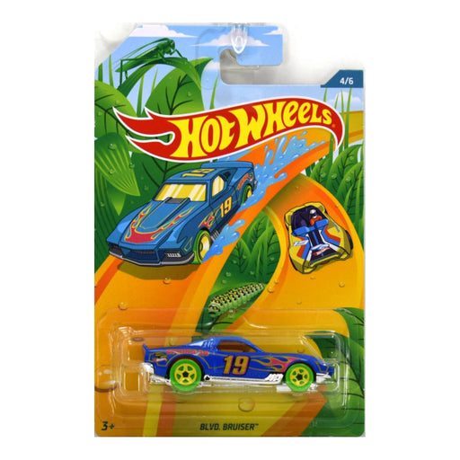Hot Wheels Blvd Bruiser Vehicle