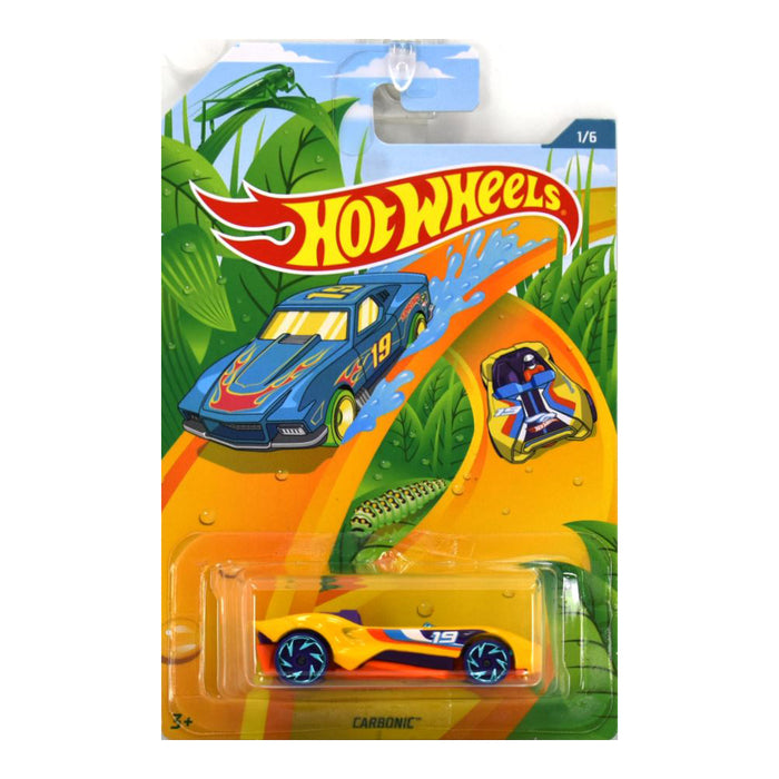 Hot Wheels Carbonic Vehicle