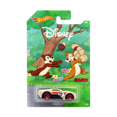 Hot Wheels Disney Mickey and Friends Chip N Dale Vehicle (GDM56)