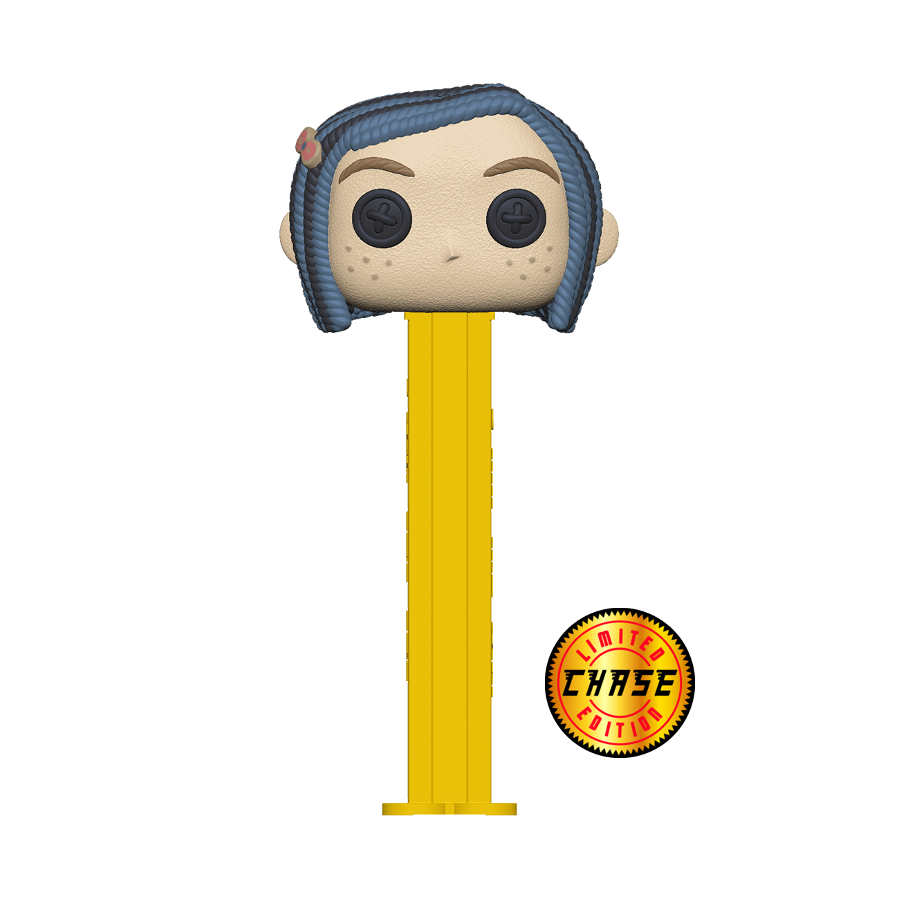 Coraline Pop Pez Chase Bundle (2 Dispensers)