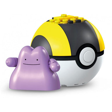 Mega Construx Pokemon Poke Ball Series 10 Ditto