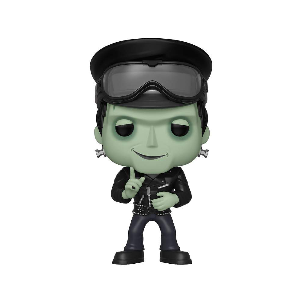 The Munsters Biker Herman Munster Exclusive