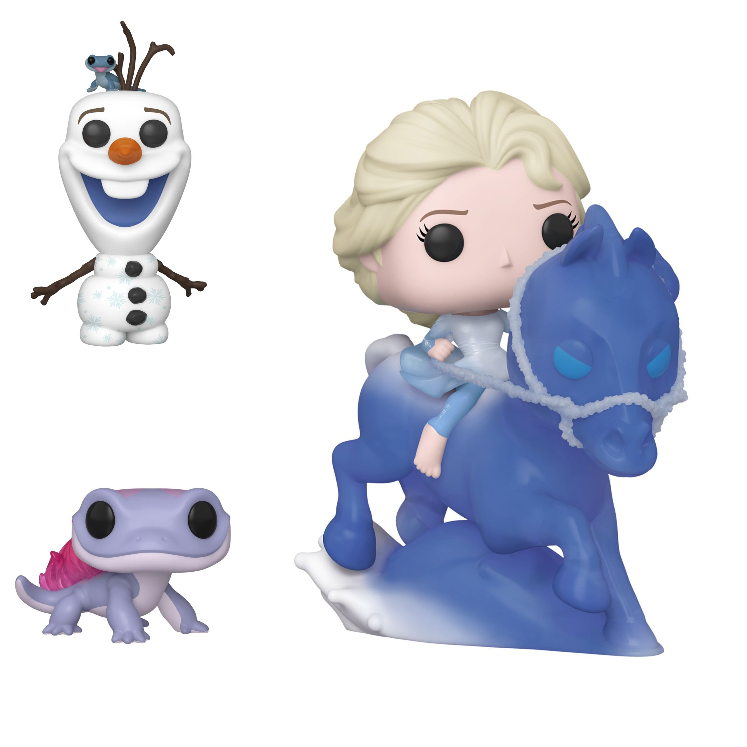 Frozen 2 Wave 2 Bundle (3 Figures)