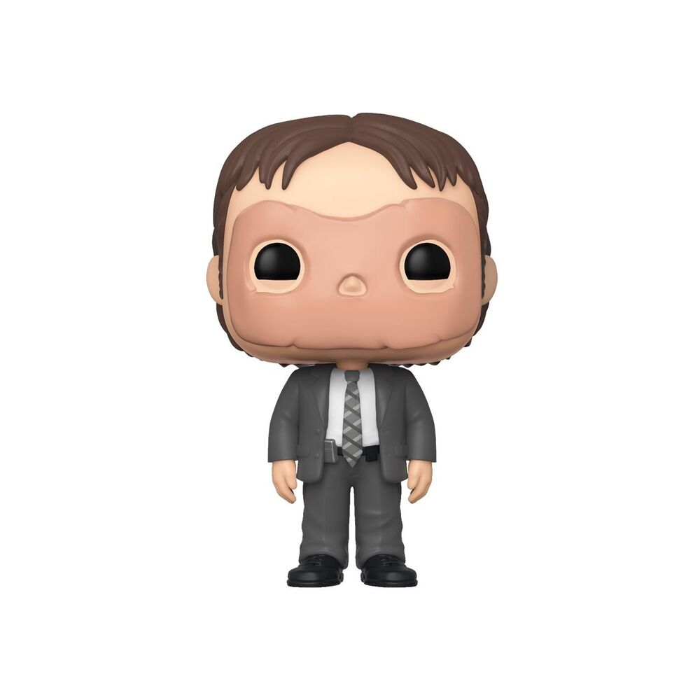 The Office Dwight Schrute with Mask Exclusive (International Sticker)