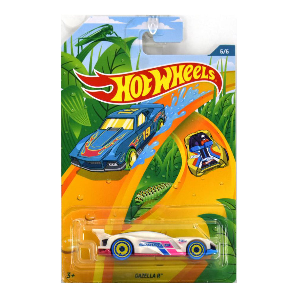 Hot Wheels Gazella R Vehicle