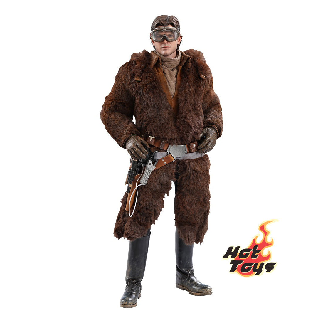 Han Solo Deluxe Version Sixth Scale Figure
