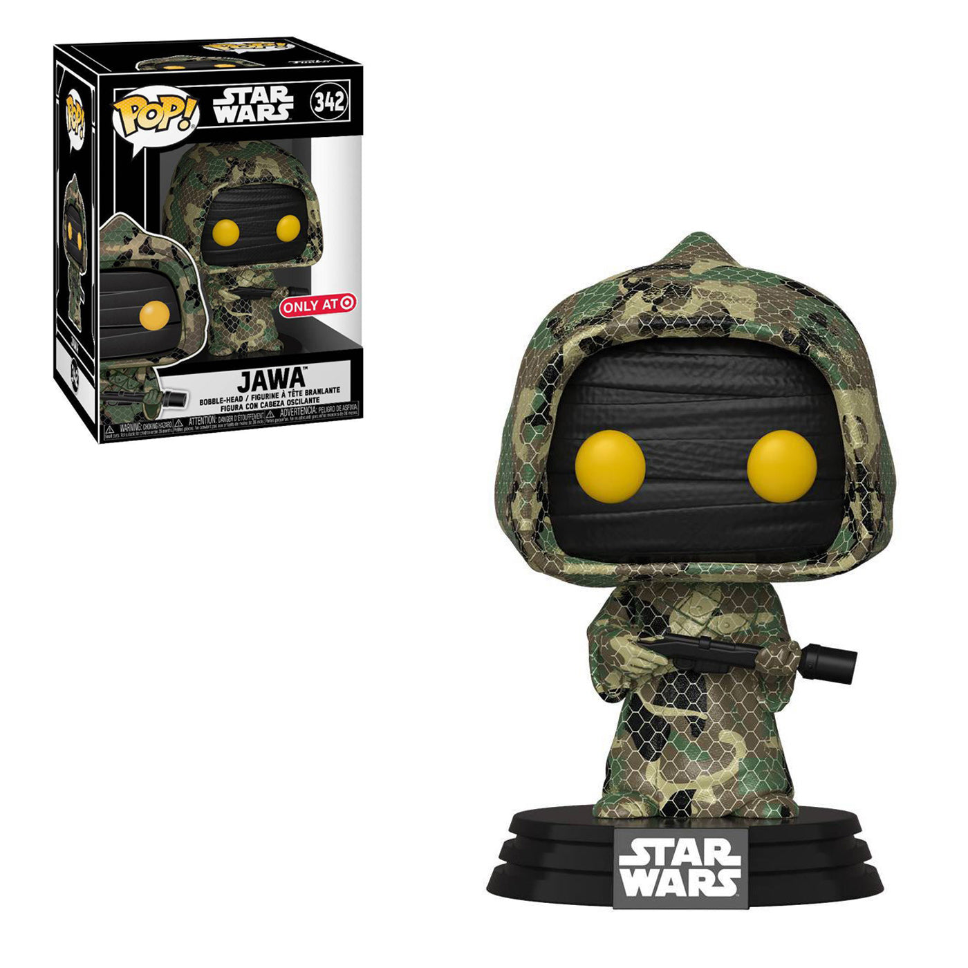 Star Wars Futura x Funko Jawa Exclusive