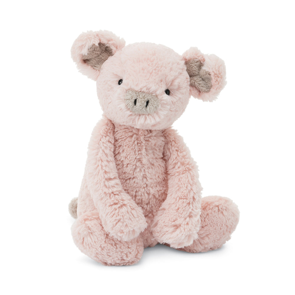 Bashful Pig Stuffed Animal