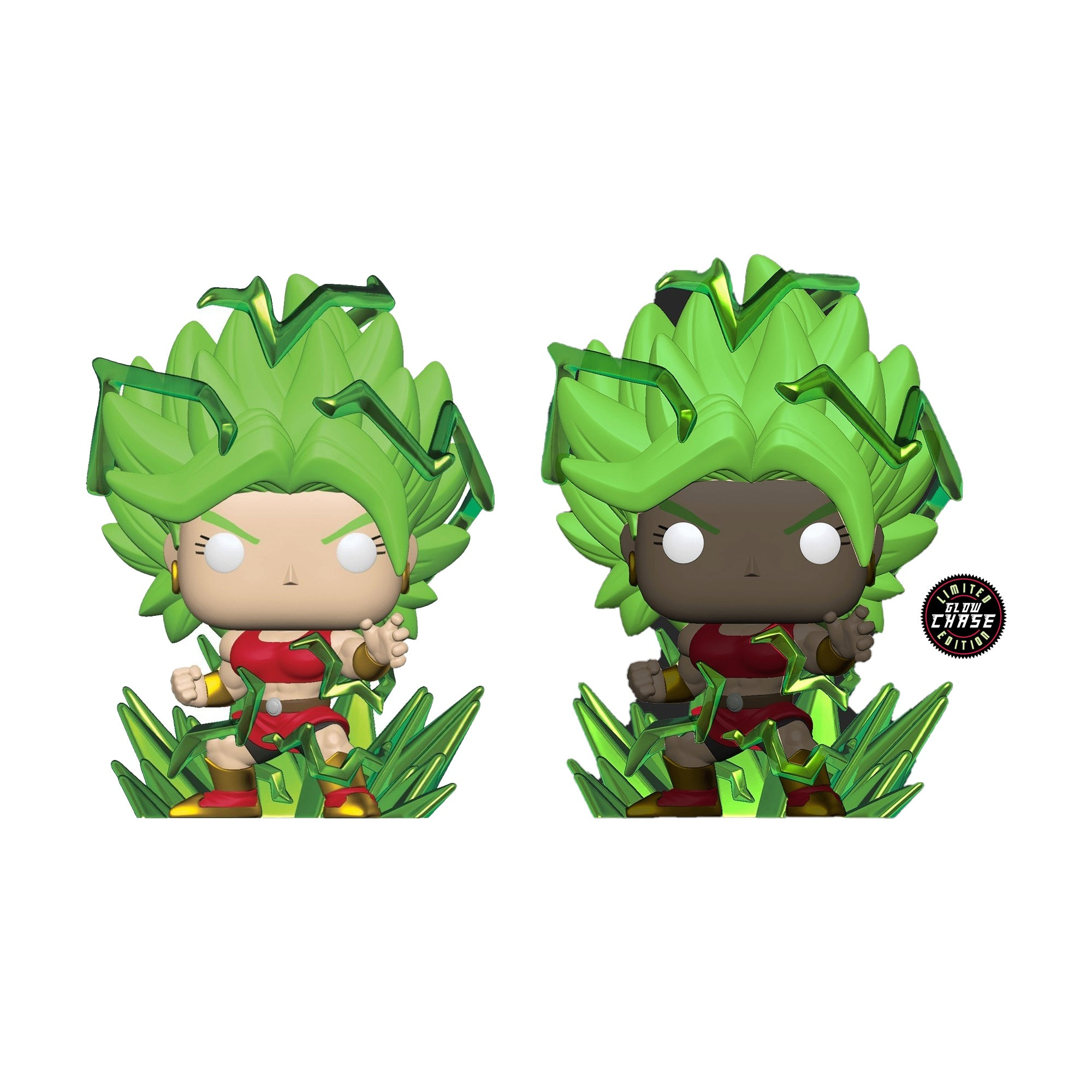 Dragon Ball Super Super Saiyan Kale Exclusive Chase Bundle