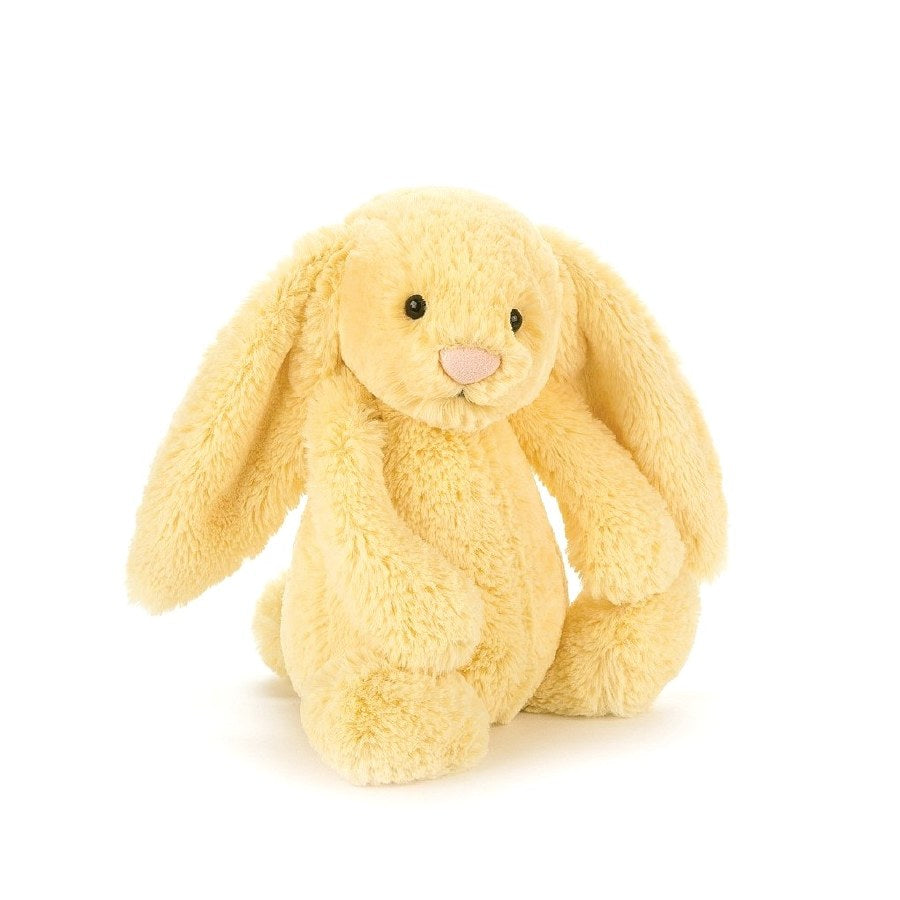 Bashful Lemon Bunny