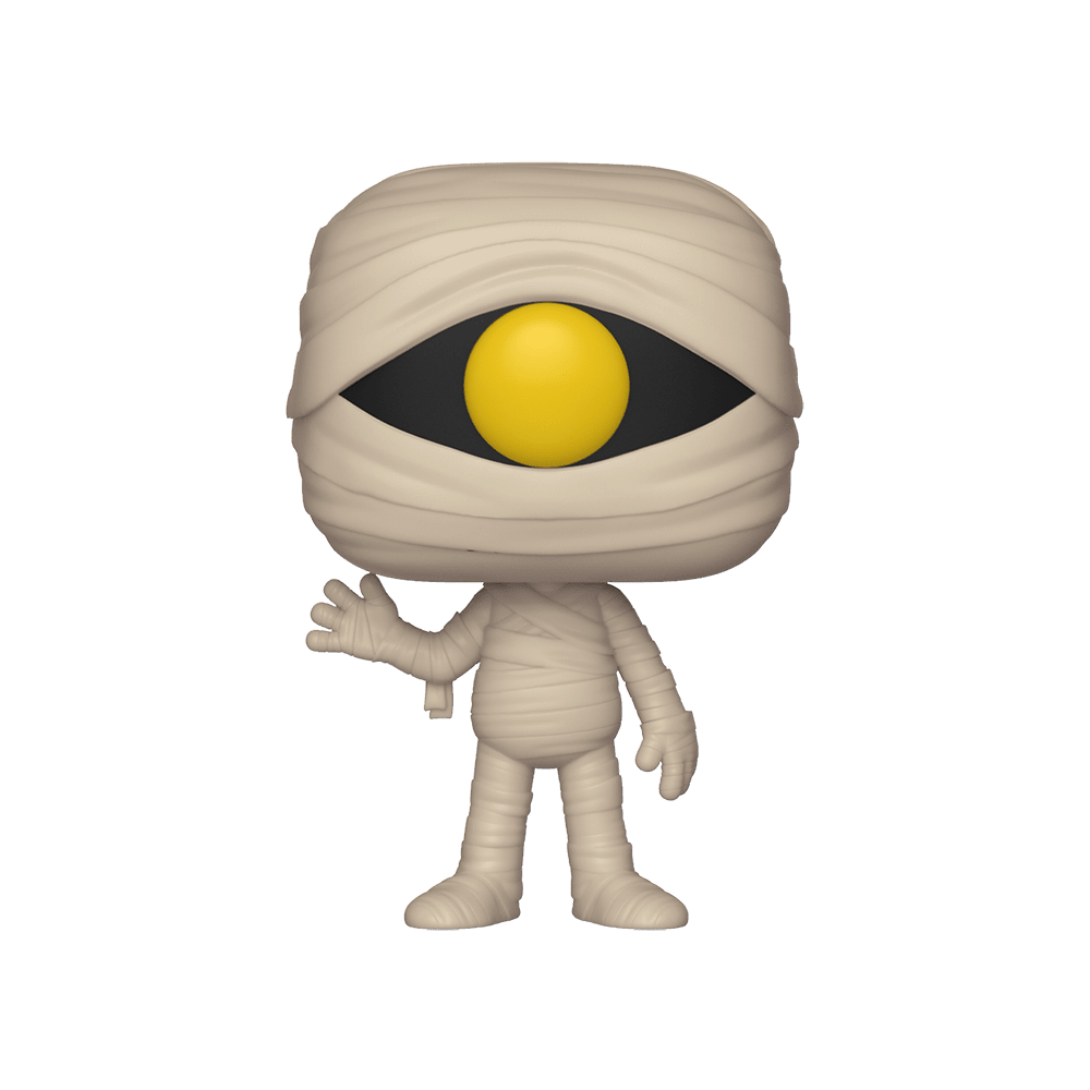 Nightmare Before Christmas Mummy Boy