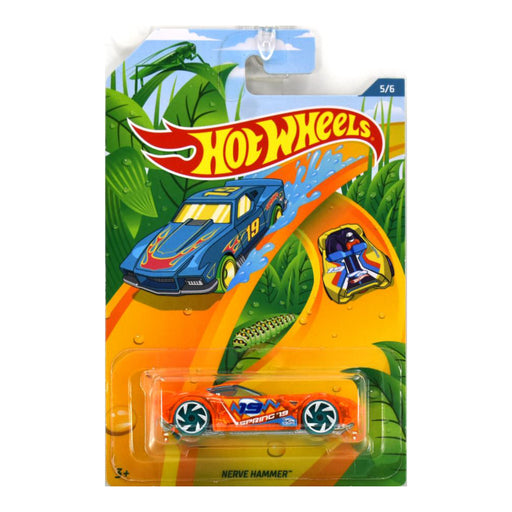 Hot Wheels Nerve Hammer Vehicle