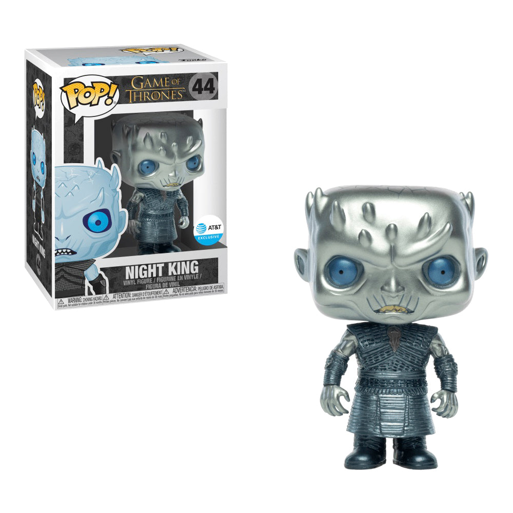 Game of Thrones Metallic Night King Exclusive
