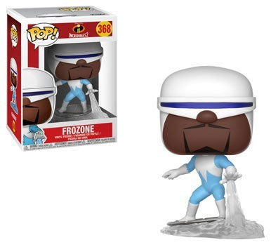 Disney Incredibles 2 Frozone