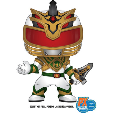 Power Rangers Lord Drakkon Pop Previews Exclusive
