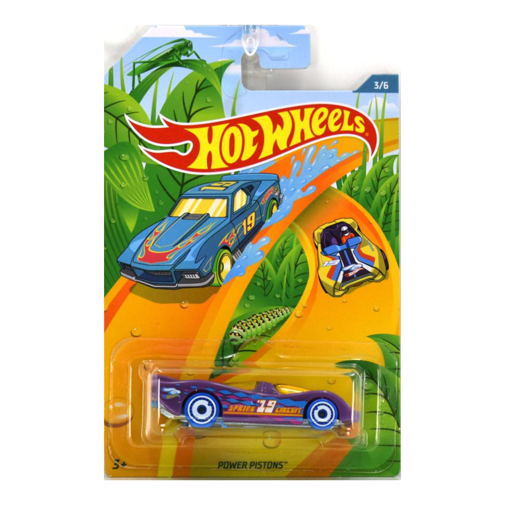 Hot Wheels Power Pistons Vehicle