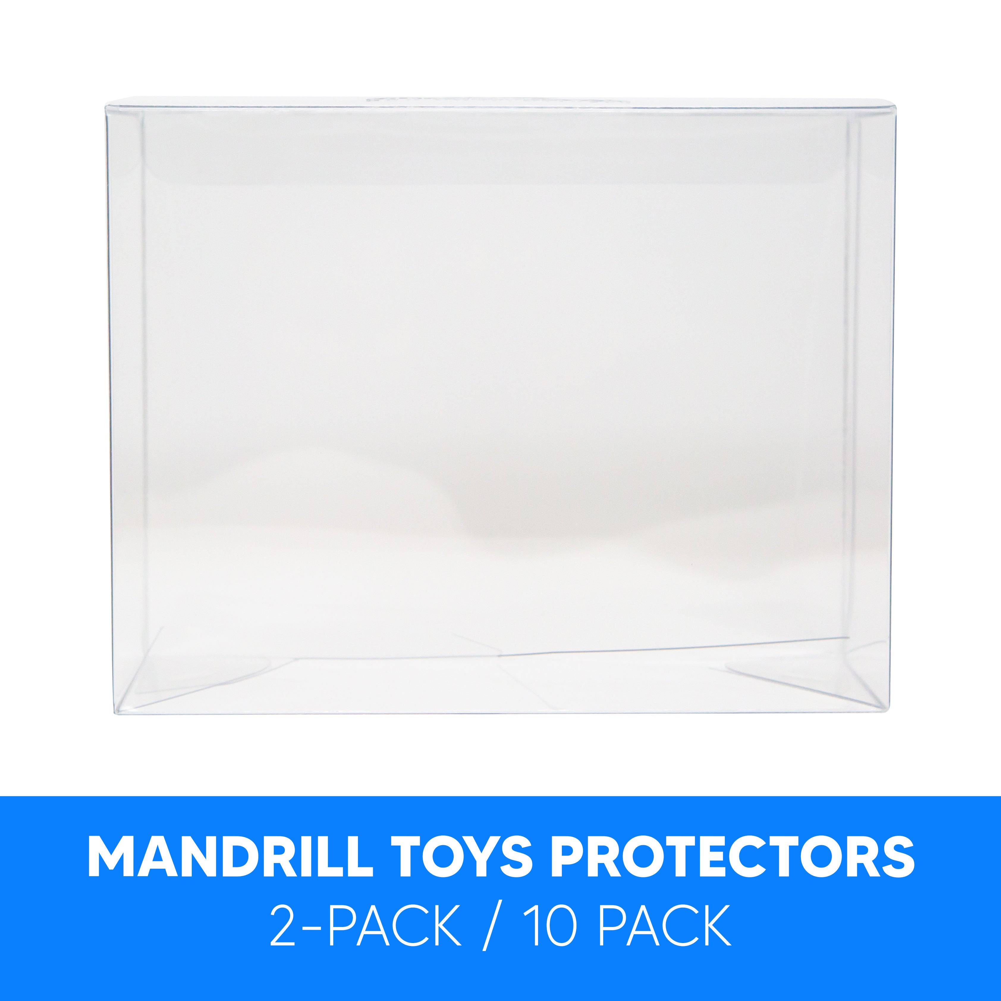 Mandrill Toys 2-Pack Pop Protector