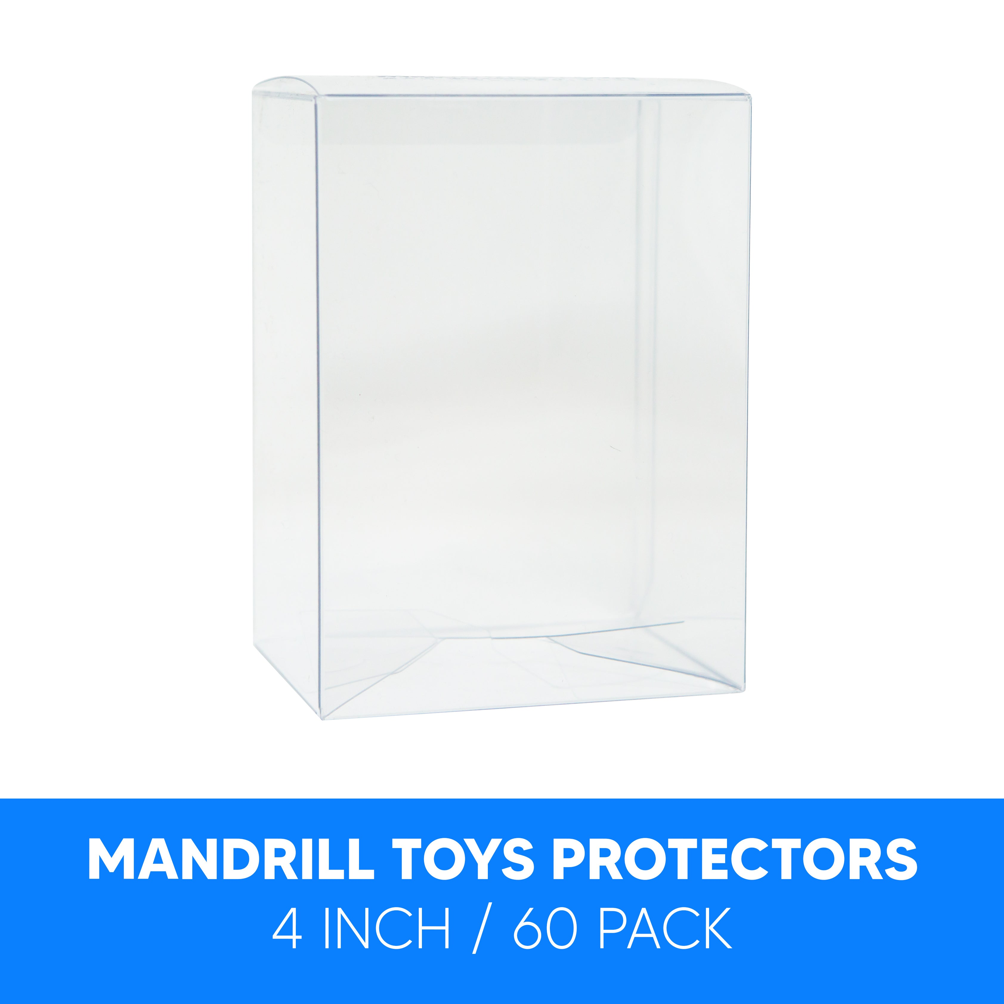 Mandrill Toys 4-Inch Pop Protector