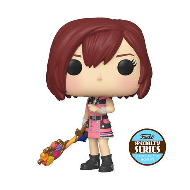 Kingdom Hearts 3 Kairi with Keyblade Specialty Series Exclusive