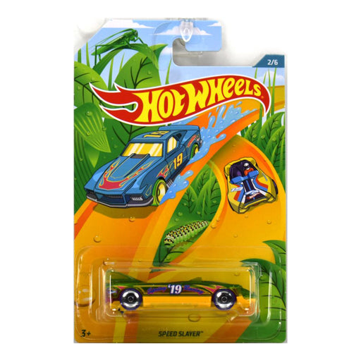 Hot Wheels Speed Slayer Vehicle