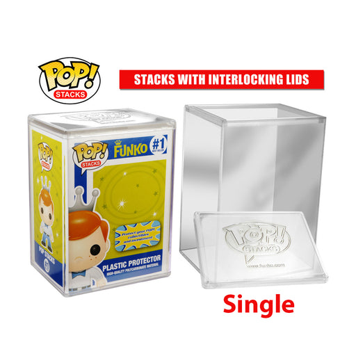 Premium POP Stacks Protector (Single)
